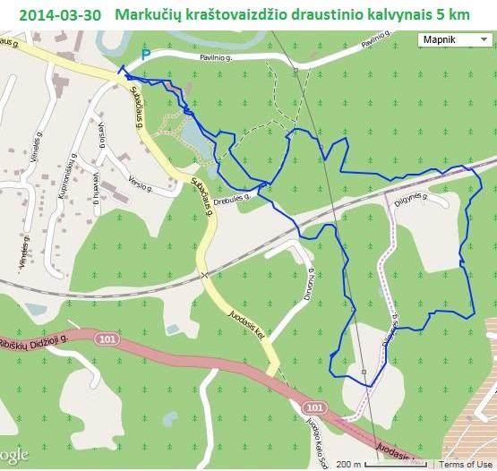 Markučiai 2014-03-30