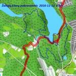 Žaliųjų Ežerų pakrantėmis 2016-11-12 nuotraukos