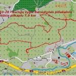 Rokantiškių Pilkapiu. 2018-10-28 nuotraukos